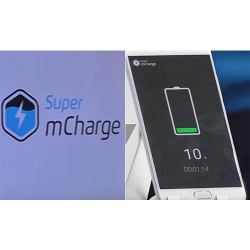 meizu super mcharge technology