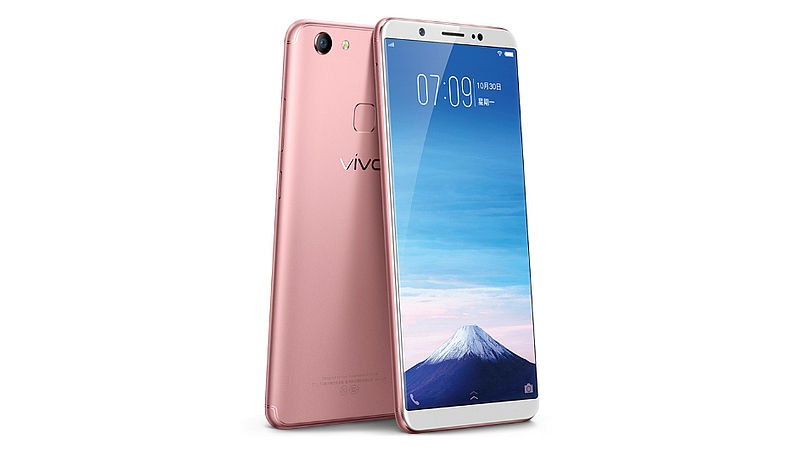 vivo y75 rose gold